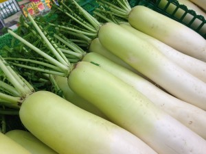 春の七草で有名なすずしろは大根のこと!含まれる栄養素とは?!のサムネイル画像
