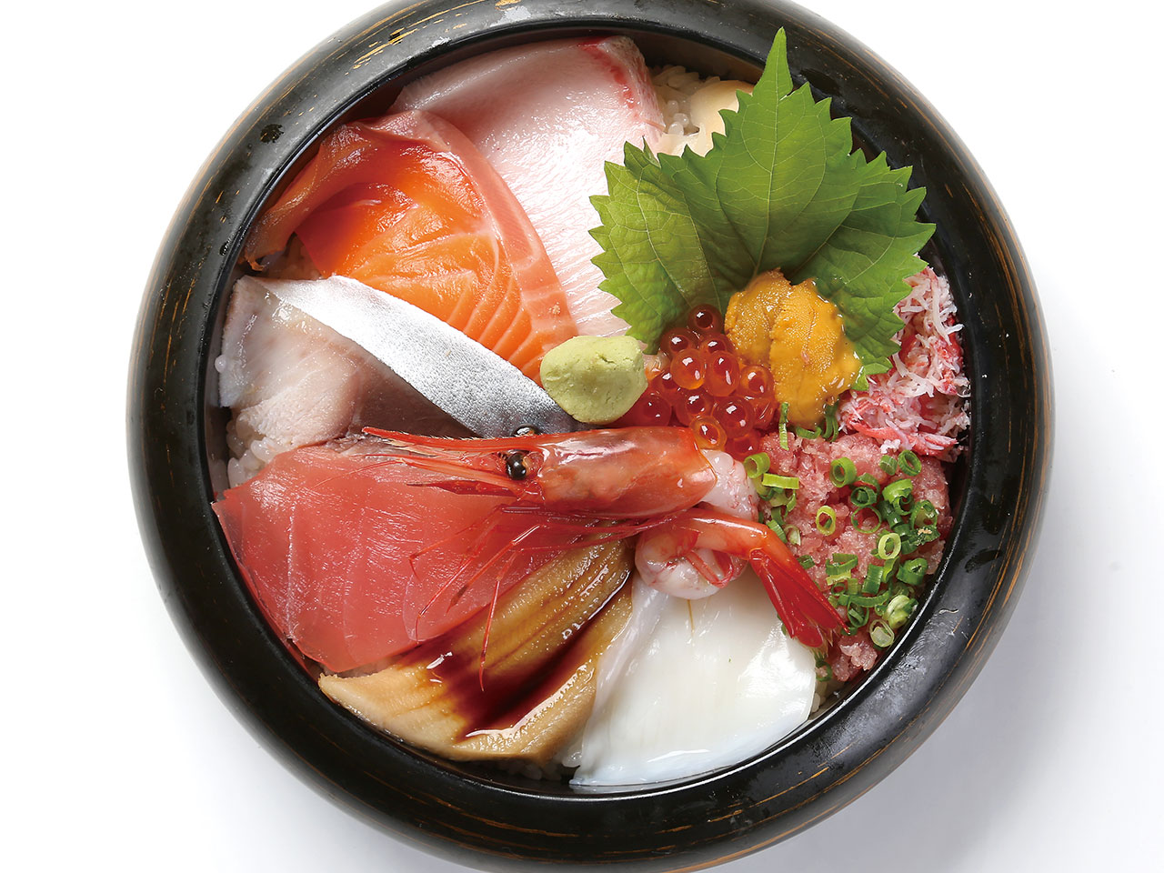 海鮮物がおいしい金沢!海鮮丼が食べられるおすすめのお店は?のサムネイル画像
