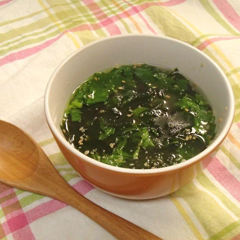 わかめスープ、心もあったまる定番スープのあれこれご紹介!のサムネイル画像