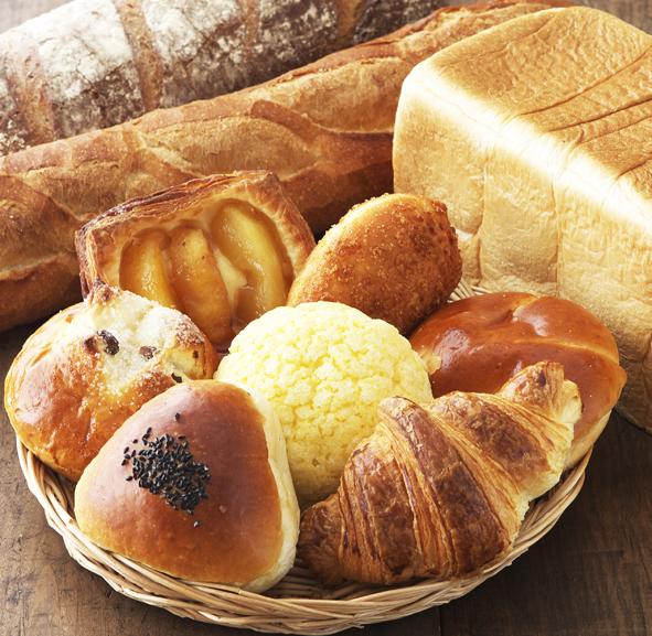 みんな大好きパン!でもそのパンのカロリー知っていますか?!のサムネイル画像