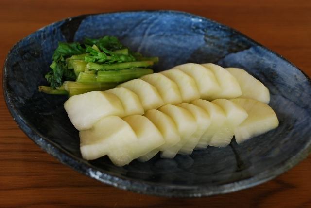 大根の漬物はぬか漬けがおすすめ!簡単美味しい大根のぬか漬けレシピのサムネイル画像