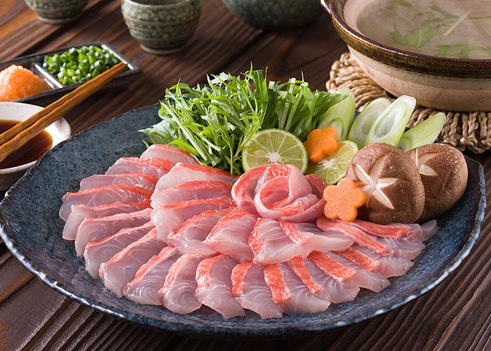 一生に一度は食べてみたい!憧れの金目鯛のしゃぶしゃぶのお話しのサムネイル画像