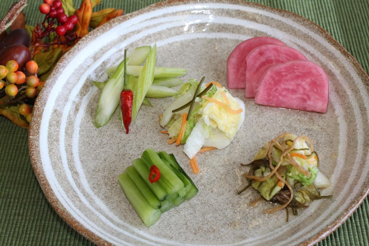 漬物は種類豊富で奥深い!漬物の種類を学んで美味しく食べましょうのサムネイル画像