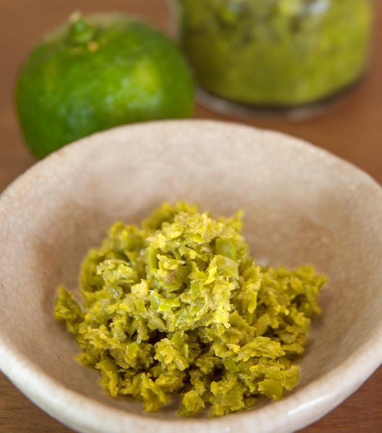 魔法の万能調味料♡おいしい自家製柚子胡椒の作り方とレシピ♡のサムネイル画像
