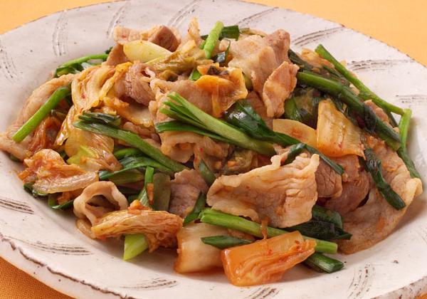 いろいろなレシピに応用できる!豚キムチの作り方を教えちゃいます☆のサムネイル画像