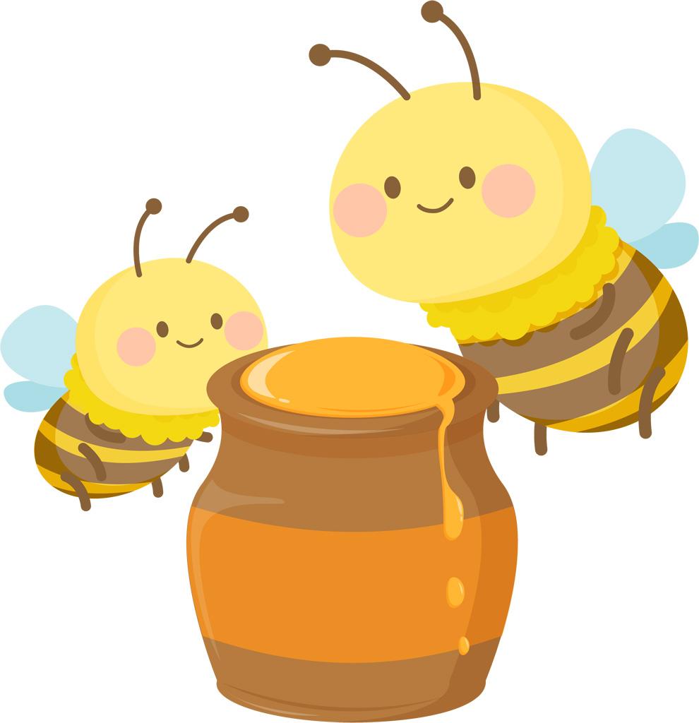 ミツバチさんからの自然の恵み☆甘くておいしい蜂蜜の効能は?のサムネイル画像