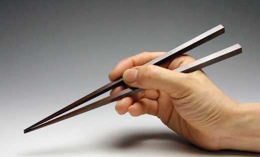意外にできていないかも!?正しい箸の持ち方を教えちゃいます☆のサムネイル画像