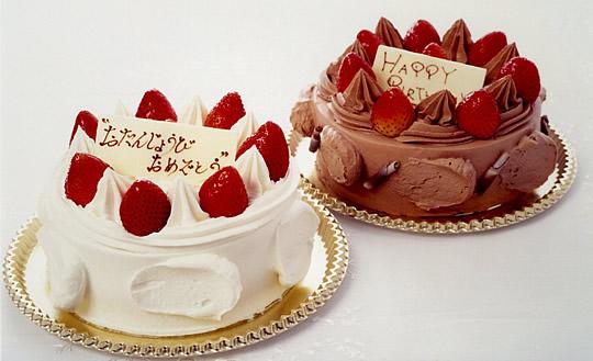 意外と知らない!?ケーキのサイズを詳しく教えちゃいます♪のサムネイル画像