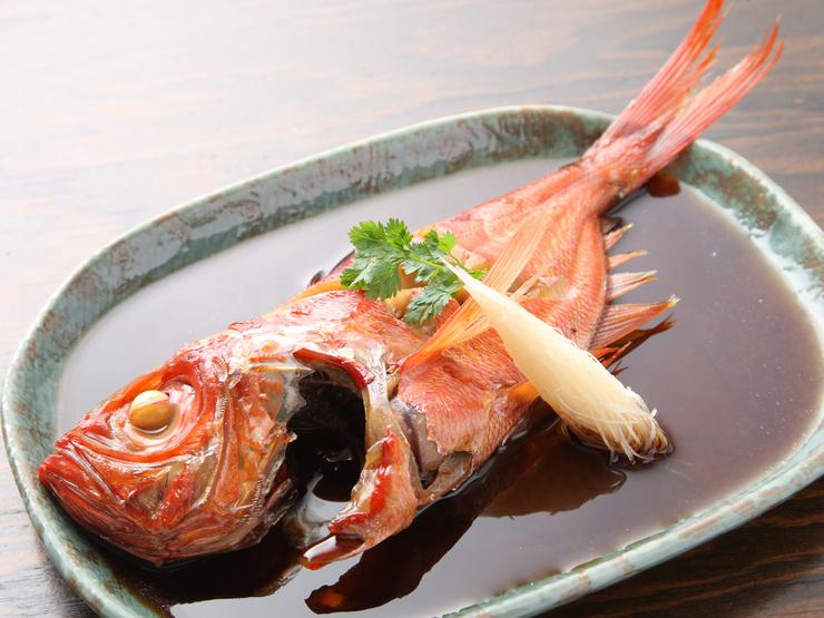 あなたは知ってる?何しても美味しい高級魚【金目鯛】の旬♪のサムネイル画像