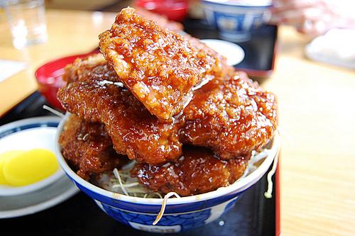 会津に行くなら食べなくちゃ!会津といえばソースカツ丼です!のサムネイル画像