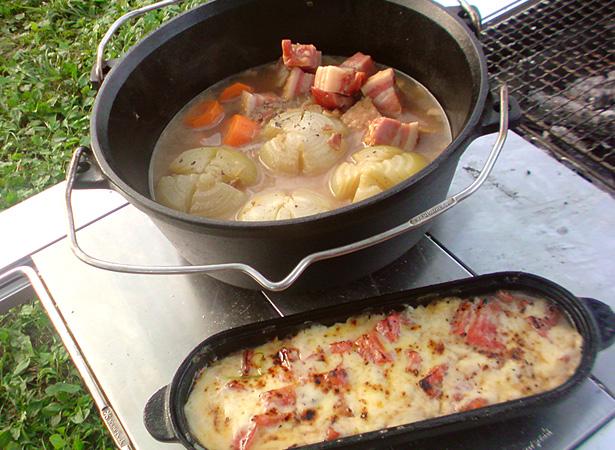 キャンプしたい人は要チェック!皆はどんな料理を作っているの?のサムネイル画像