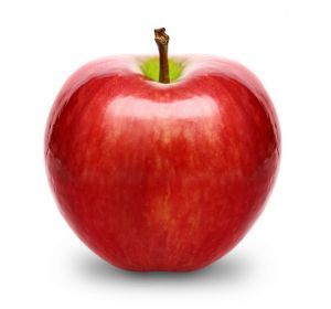 平均 りんご 重 さ